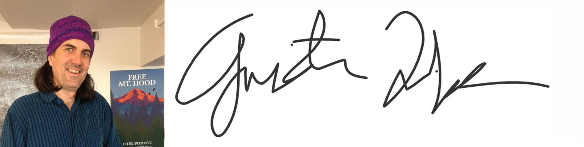 justice photo and signature